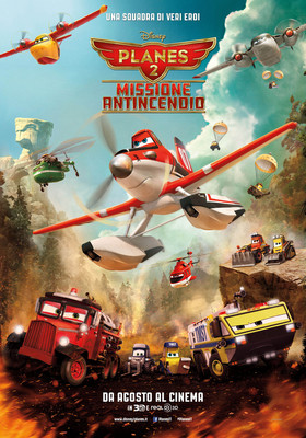 Planes 2 - Missione Antincendio (2014).DVD9 COPIA 1:1 - ITA Multi