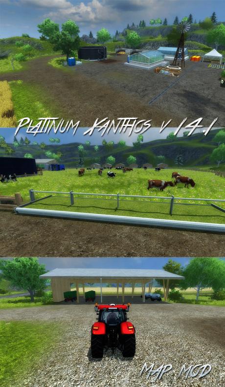 Platinum Xanthos v 14.1