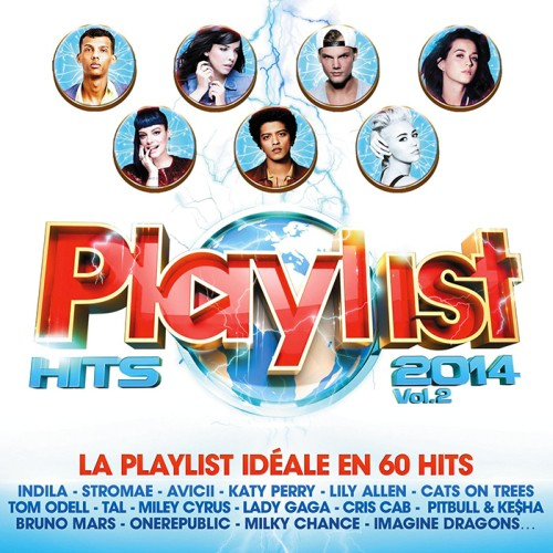 PLAYLIST HITS VOL. 2 [3CD] (2014) [ ALBUM ORIGINAL ]