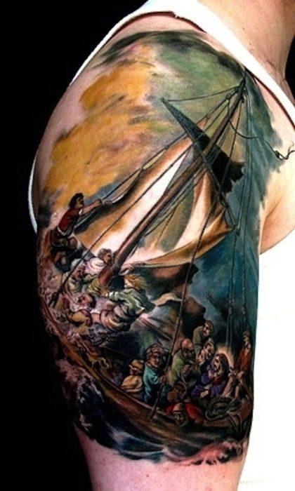 Oryginalne tatuaże #6 21