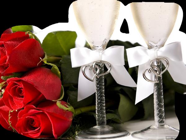 Поздравления с днем свадьбы 41 год прикольные