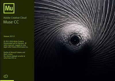 Adobe Muse CC 2017.0.0.149 Multi - ITA