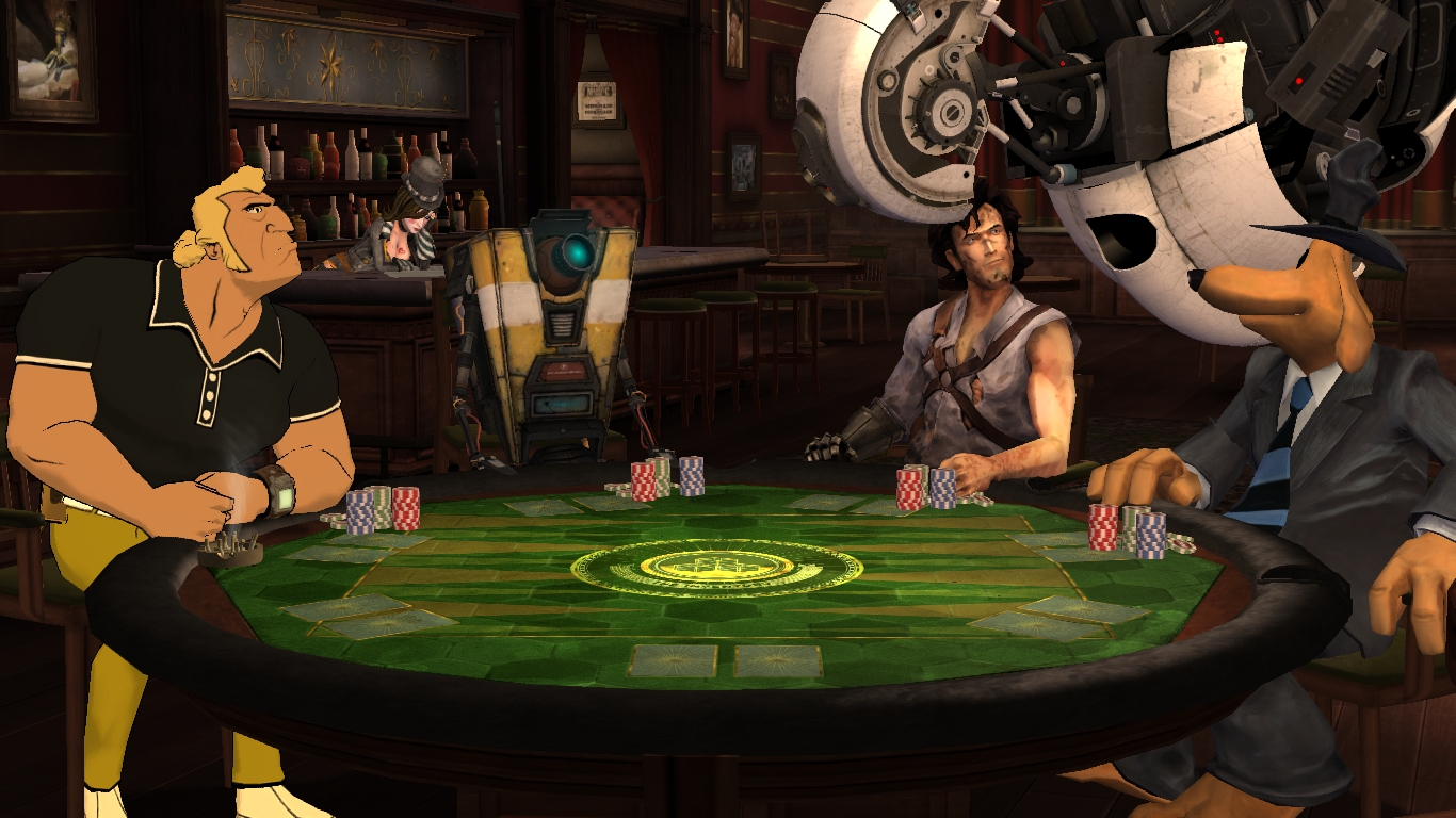 Casino club gaming review
