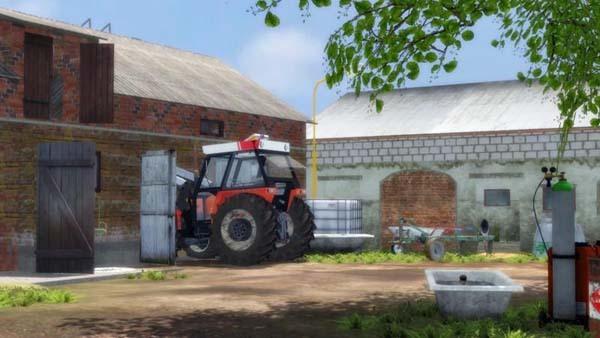 Polish village v3.0