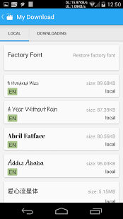 iFont (Unlocked/Donated) v5.7.0 .apk Porzz