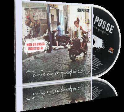 99 Posse - Curre Curre Guaglio 2.0 (2014).Mp3 - 320kbps