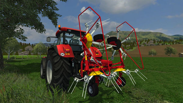 Pottinger HIT 47N yellow v 1.0