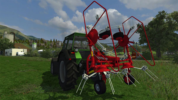 Pottinger HIT 47N red v 1.0