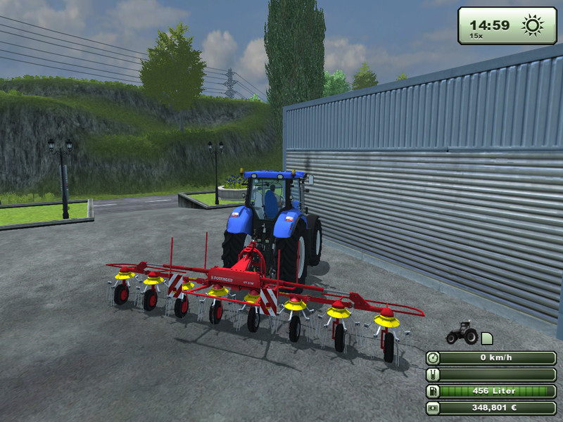 Pottinger HIT 810N v 1.0