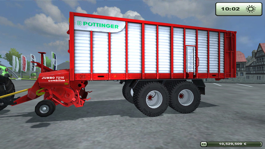 Pottinger Jumbo 7210CL v 1.0