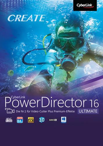 CyberLink PowerDirector Ultimate v16.0.2816.0