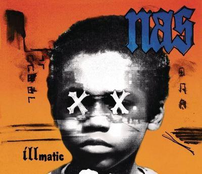 Nas - Illmatic XX (2014) .mp3 - 320kbps