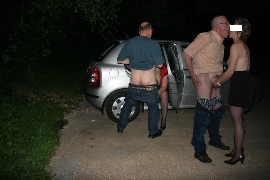 suche parkplatz sex paare beim fkk
