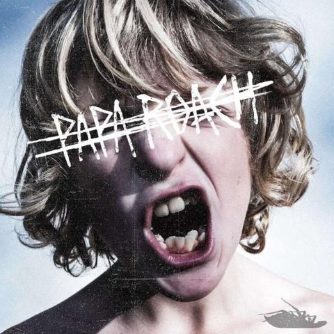 Cover: Papa Roach - Crooked Teeth (2017)