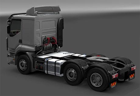 Renault Premium 6x2-4 ja 6x4 paranneltut akselistot Premium108u2q