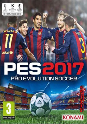 [PC] Pro Evolution Soccer 2017 (2016) Multi - FULL ITA