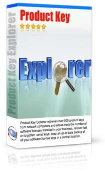 Nsasoft Product Key Explorer v3.9.3.0 + Portable