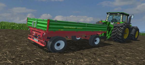 Pronar T653 v 2.0 Dirt