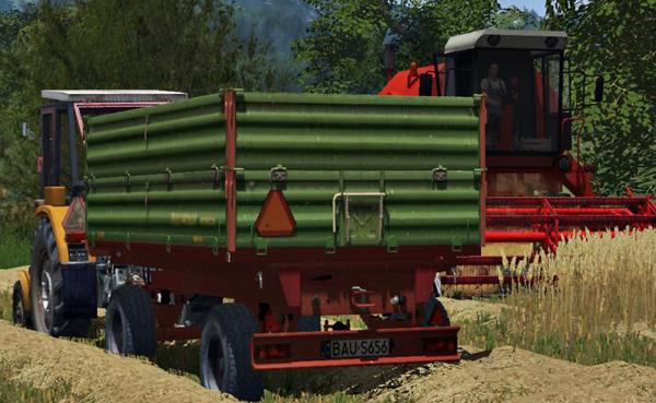 Pronar T653 Dirt v2.0