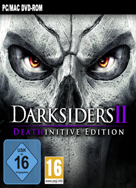 Darksiders II Deathinitive Edition MULTi2 – x X RIDDICK X x