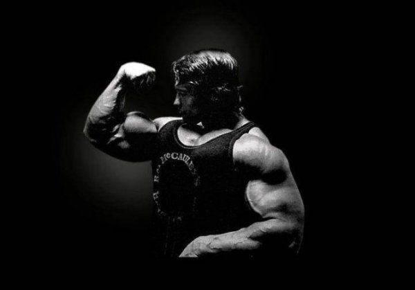 Unikalne zdjęcia - Arnold Schwarzenegger 5