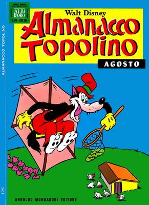 Almanacco Topolino 176 - Agosto 1971