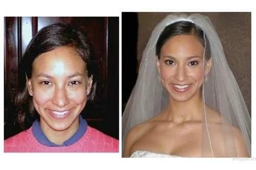 Kobiece metamorfozy: makijaż ślubny 30