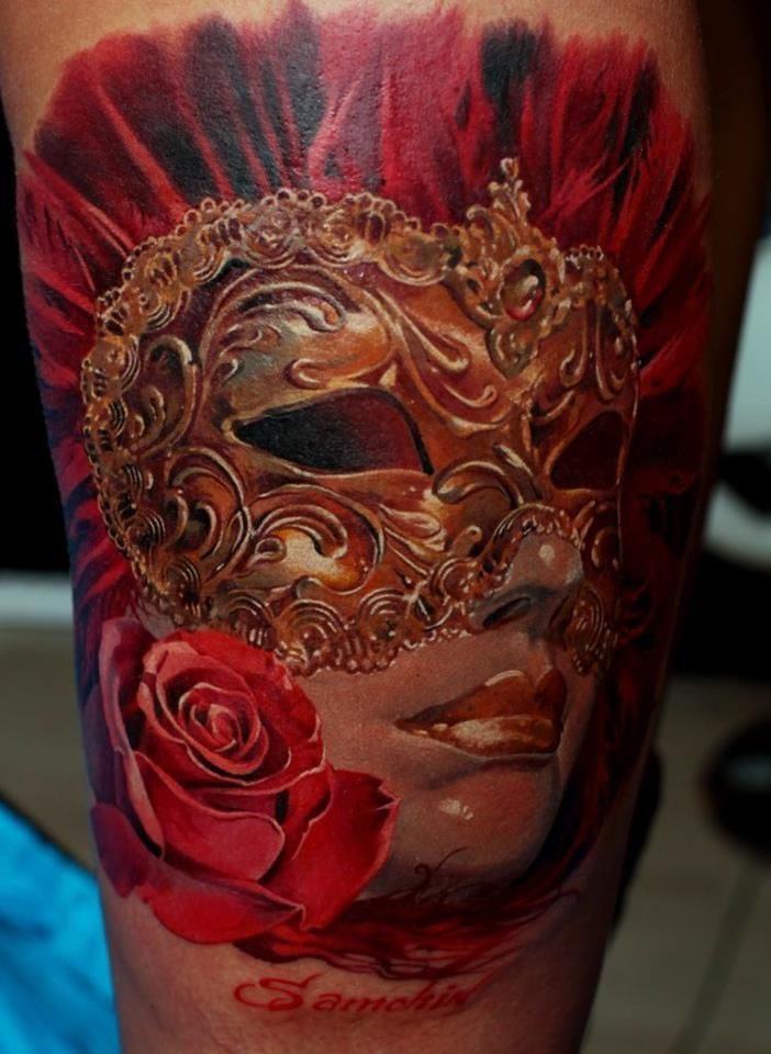 Realistyczne tatuaże #4 6