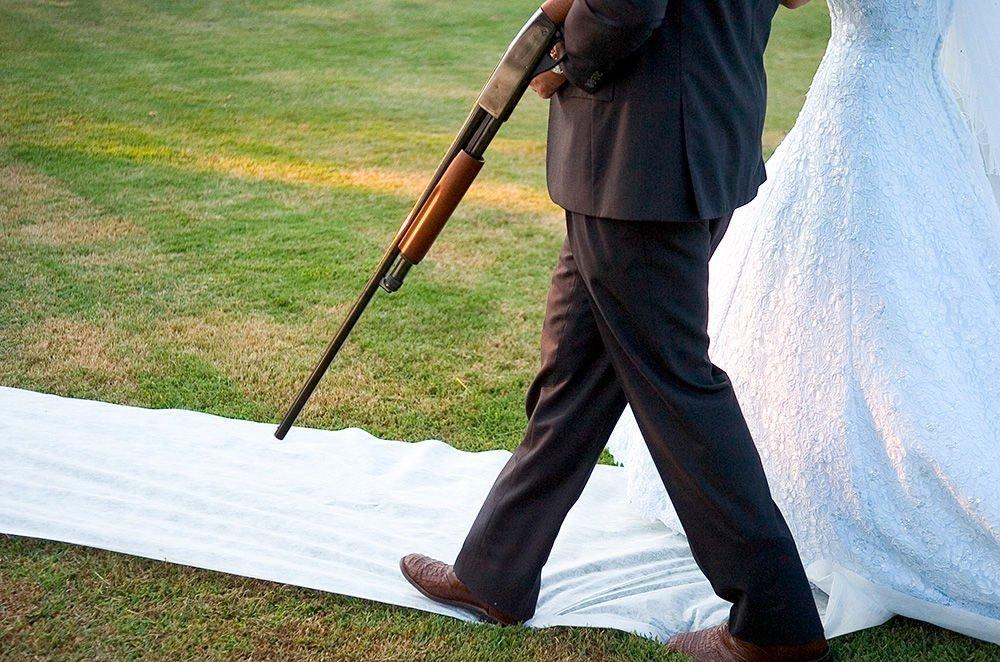 Najdziwniejsze zdjęcia ślubne #4 43