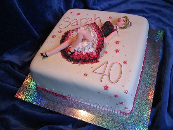 Niezwykłe torty urodzinowe 41