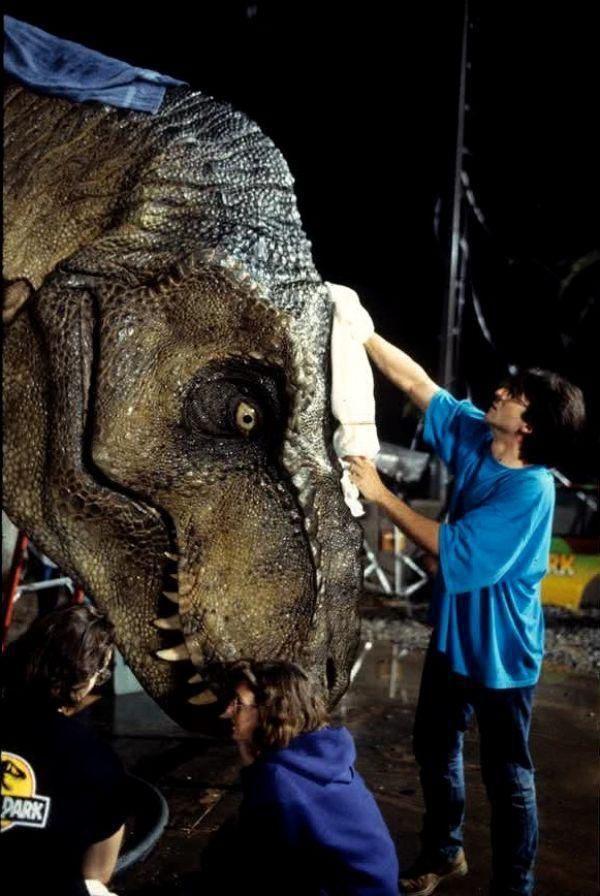 Za kulisami filmów: Jurassic Park 13