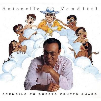 Antonello Venditti - Prendilo tu questo frutto amaro (1995).Flac