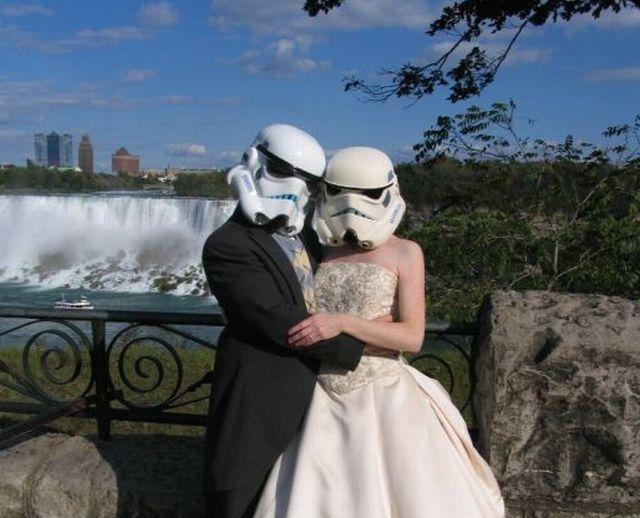Najdziwniejsze śluby #2 26