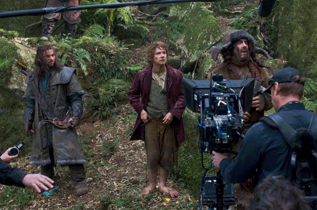 Za kulisami filmów: Hobbit: Niezwykła podróż 3