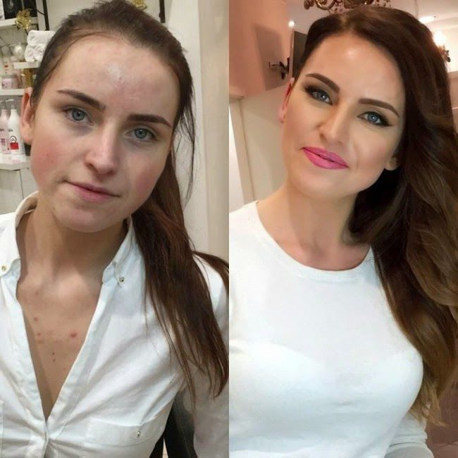 Potęga makijażu 15