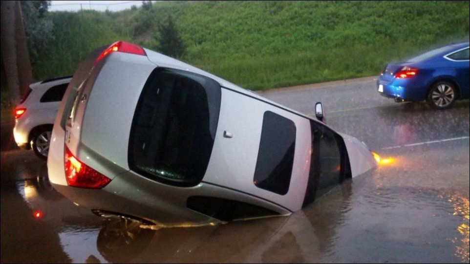 Toronto pod wodą 4
