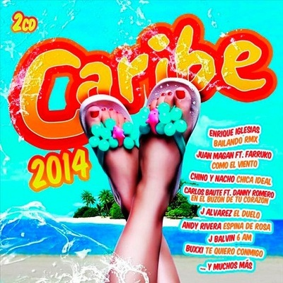 VA - Caribe 2014 [2CD] (2014) .mp3 - 320kbps