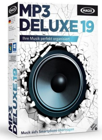 : Magix Mp3 Deluxe v19.0.1.48