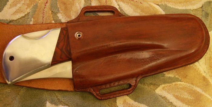 Nóż kieszonkowy 6