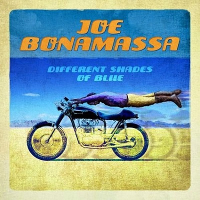 Joe Bonamassa - Different Shades Of Blue (2014) .mp3 - 320kbps