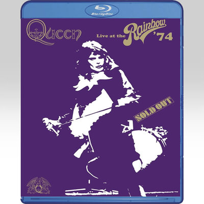 Queen - Live At The Rainbow '74 (2014).Bluray Full