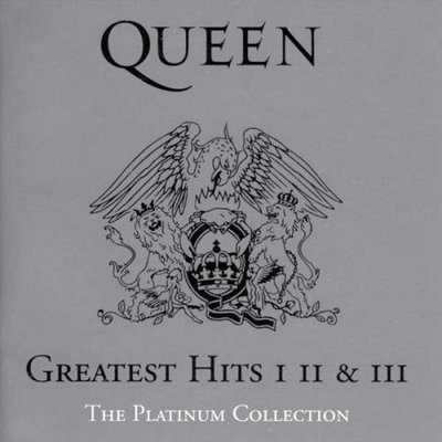 Queen - Greatest Hits I - II - III Platinum Collection (2000).Flac
