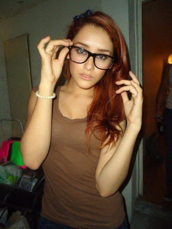 Dziewczyny w okularach #2 14