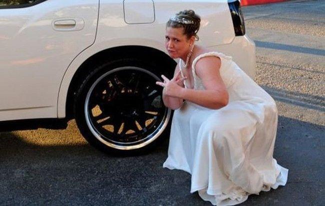 Najdziwniejsze zdjęcia ślubne 47