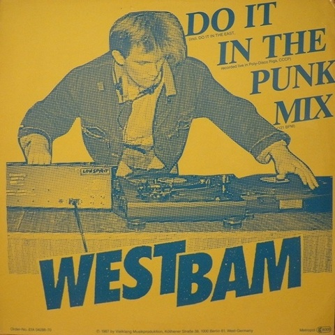 WestBam ‎– Do It In The Mix - 1987 - wav - 12