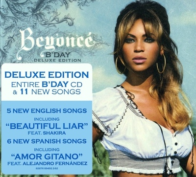 Beyonce - B'Day [Deluxe Ed.](2015).Mp3 - 320Kbps