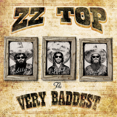 ZZ Top - The Very Baddest [2CD] (2014) .mp3  - 320kbps