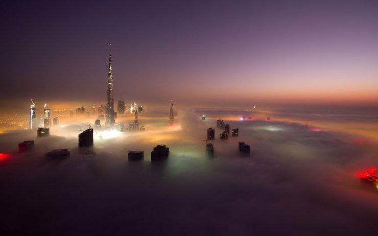 Dubaj we mgle 11