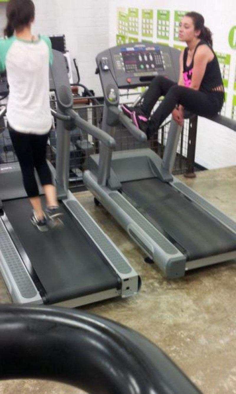 Na siłowni #2 15