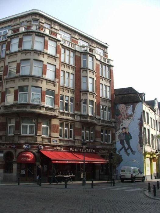Street Art: Belgia 34